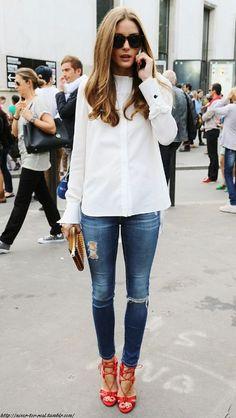 18 Fresh Ways To Style Your Basic Skinny Jeans   Styleoholic