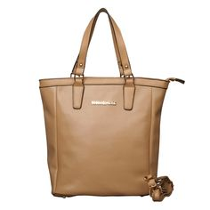 Michael Kors Jet Set North South Medium Apricot Totes only $71.99