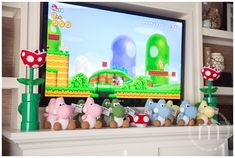 Aylah's Mario Party | Moments on the Blog