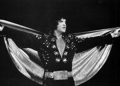 Black Matador Suit - Worn: 1971