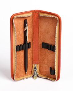 Sonnenleder Novalis Pencil Case