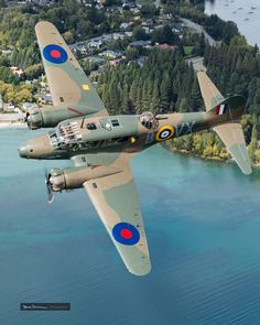1943 AVRO Anson Mk 1, is a British twin-engined, multi-role aircraft that served in WWII. This is the worlds last flying Anson and is based in New Zealand.
