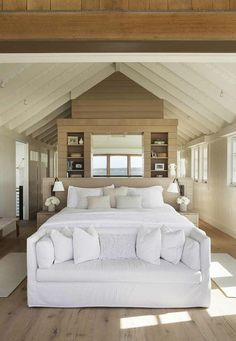 Une maison de plage comme une grange à Martha's Vineyard - PLANETE DECO a homes world