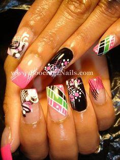 Poochiez Nails Nail Art