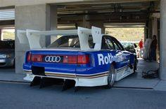 Audi S4 GTO #1-LEGENDS NEVER DIE: SPOTLIGHTING AT THE ROLEX HISTORICS - Speedhunters S4 GTO
