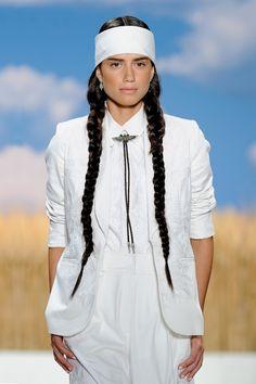 Mara Hoffman | Aguila Bolo Tie By Pamela Love