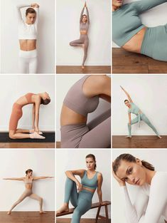 Yoga Bikram, Photos Fitness, Looks Academia, Beautiful Yoga Poses, Active Wear, Fitness Inspiration Body, Yoga Photos, Mode Plus, Fitness Photoshoot