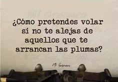 Alejate de aquellas personas que te hacen mal...  #BuenosDias #FelizSabado
