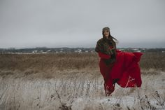 The lady in red Bradley Mountain, Lady In Red, Photos, Fashion, Winter, Weddings, Stuff Stuff, Pictures, Moda