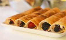 Fruit and Yoghurt Roll-Ups Recipe - After school snacks