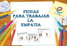 Fichas para trabajar la empatía. Habilidades sociales básicas Psychology Books, Positive Psychology, Teaching Time, Student Teaching, Social Work, Social Skills, Class Tools, Group Dynamics, E Motion
