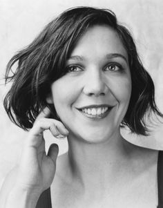 """Maggie Gyllenhal.  I don't know if she'll ever get the credit she deserves for her talent because she is not a """"conventional"""" Hollywood beauty, but I still adore her."""