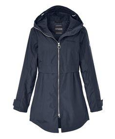 Eine Jacke für Wind und Wetter: die sportliche Funktionsjacke von DIDRIKSONS.
