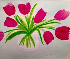 FLOWERS WATERCOLOUR
