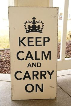 Word Whipped, keep calm and carry on