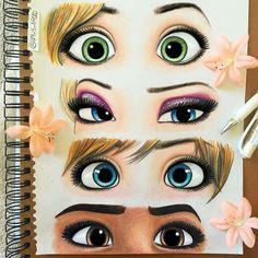 Yeah, I really like Disney eyes