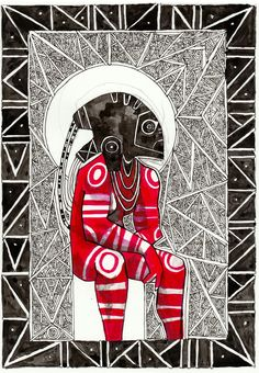 Akha (8th Archon) from The Religion Virus / Michael Dudeck, 2017