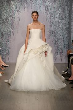 daf33a3175b New Monique Lhuillier Wedding Dresses  Here Are All 16 Amazing Gowns