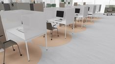 Workplace Design, Soft Seating, Return To Work, Floor Space, Reduce Stress, Office Interiors, Desks, Screens, Shelter