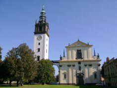 Cathédrale Saint-Stéphane à Litomerice (République Tchèque)