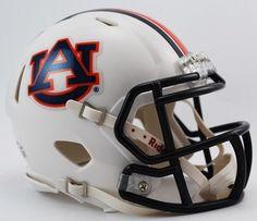 Auburn Tigers Speed Mini Helmet