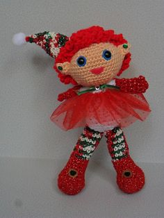 Ravelry: Elf Chick pattern by PJ Crafts in Austin