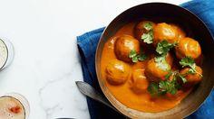 Curried Meatballs Recipe | Bon Appetit