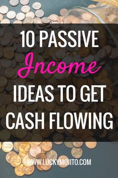 A list of 10 passive income ideas to get cash flowing that you can easily start today. Side hustle your way to being debt-free and early retirement. Check them out now! Make Money Fast, Make Money From Home, Online Bank Account, Teaching English Online, Passive Income Streams, Early Retirement, Retirement Quotes, Retirement Cards, Retirement Planning