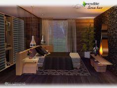 Serene Hues bedroom by SIMcredible at TSR