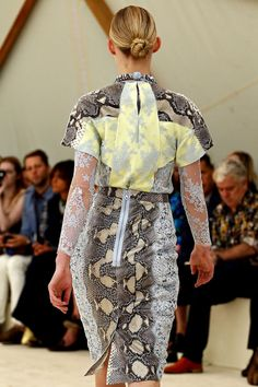 Erdem Spring 2013 Ready-to-Wear Collection Slideshow on Style.com