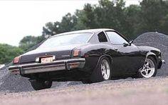 1974 Pontiac Lemans Passenger Rear Side View