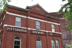 The Pittsburgh Brewing Co....Brewers of Iron City Beer...another Heritage Moment...originally founded by Edward Frauenheim, an ancestor, with Leopold Vilsack...Drink Up!