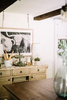 Queda Home Tour // maneiras de decorar a sua casa para a queda // Decoração da…