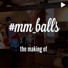 #GIVEAWAY: Have you seen the video showing what happens at mark-making*'s studio a night before Chirstmas? Here's a behind the scenes glimpse at our Christmas movie... (music to this little video was chosen by our co-director Steve).  P.S. For your chance to win an iPad mini don't forget to tag your red bauble posts with #mm_balls and share them on ❄ Twitter, ❄ Facebook, ❄ Instagram, ❄ Vine or ❄ YouTube. http://statigr.am/p/613841561567010843_182011191