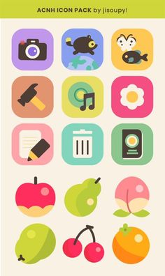 Animal Crossing Characters, New Animal Crossing, Iphone App Design, Iphone App Layout, Cute App, Phone Themes, Oeuvre D'art, Iphone Wallpaper App, App Icon Design