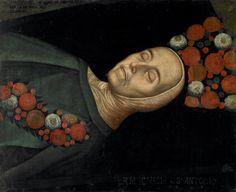 Sor Ignacia de San Antonio (Clarisa) | Colección de Arte del Banco de la República