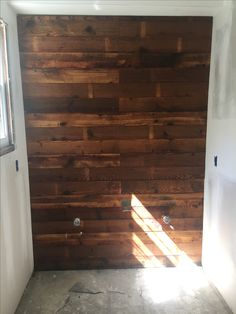 Antique plank wall in bathroom. Hardwood Floors, Flooring, Plank Walls, Laundry Room, Oil, Bathroom, Antiques, Wood Floor Tiles, Washroom