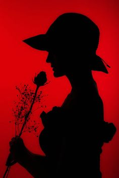 How to take silhouette photographs....