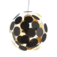 Zumaline Dots, Ceiling Lights, Led, Lighting, Pendant, Metal, Design, Home Decor, Stitches