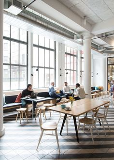 Rise New York is an incubator and coworking space powered by the famous banking company Barclays, that provides startups and innovative businesses with the connections and resources to create groundbreaking businesses. ... Read More