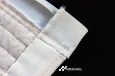 no show binding corner pressed Quilt Binding, Corner, Quilts, Stitching, Costura, Quilt Sets, Stitch, Log Cabin Quilts, Sew