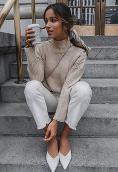 Creating the Men Minimalist Fashion Wardrobe Mode Outfits, Casual Outfits, Fashion Outfits, Classy Outfits For Women, Woman Outfits, Spring Outfits, Winter Outfits, Spring Clothes, Mode Inspiration