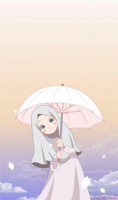 24 Gambar Kartun Muslimah Ayah Dan Ibu 351 Gambar Anime Muslimah Terbaik Kartun Animasi Dan Gambar Download 1050 Gamb Di 2020 Seni Islamis Ilustrasi Karakter Seni