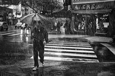 """""""Mañana de lluvia""""  de Hans W. Müller - Argentina - Abril/2016"""