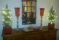 Mini juletræer