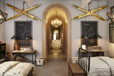 By Restoration Hardware
