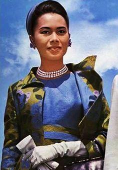 The queen consortof Bhumibol Adulyadej, King (RamaIX) of Thailand.