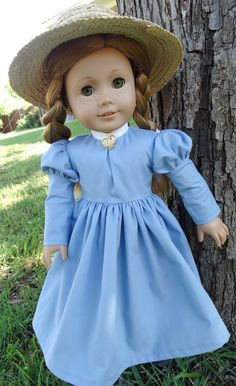 18 Doll Clothes Anne of Green Gables Early 1900s by Designed4Dolls