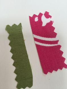 BRUNCH ; green runner & pink napkins