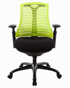 Perfect for St. Patrick's Day or any day! :) http://attheoffice.com/products/seating-by-series/10-series/